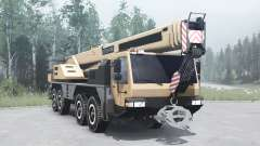 Liebherr LTM 1060-2 for MudRunner