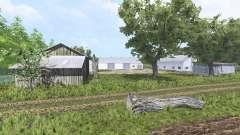 Grzebienie for Farming Simulator 2015