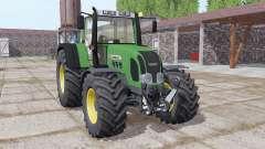 Fendt Favorit 926 wide tyre for Farming Simulator 2017