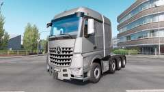 Mercedes-Benz Arocs SLT 2013 v1.5.3.4 for Euro Truck Simulator 2