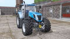 New Holland T7.260 for Farming Simulator 2017