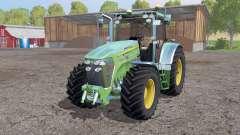 John Deere 7930 front loader for Farming Simulator 2015