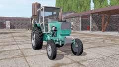 YUMZ 6КЛ turquoise for Farming Simulator 2017