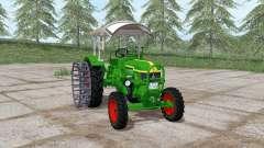 Deutz D 40S 4x4 for Farming Simulator 2017
