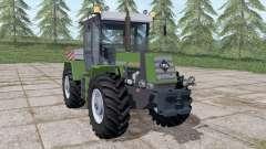 Fortschritt Zt 323 dark green for Farming Simulator 2017