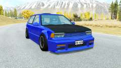 Ibishu Covet Turbocharged for BeamNG Drive