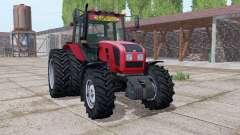 Belarus 1220.3 dual wheels for Farming Simulator 2017