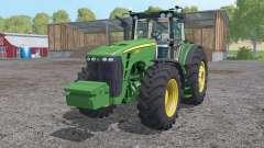 John Deere 8530 wheels weights for Farming Simulator 2015