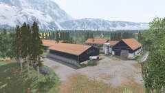 Allgauer Moor for Farming Simulator 2017