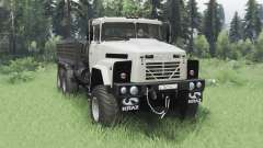 KrAZ 260 v2.2 for Spin Tires