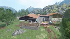 Somewhere in Bavaria v1.1.1 for Farming Simulator 2015