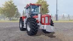 Schluter Super-Trac 2500 VL twin wheels for Farming Simulator 2013