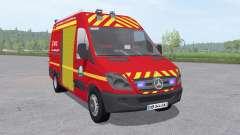 Mercedes-Benz Sprinter Sapeurs-Pompiers
