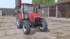 Zetor 5341 moderate red for Farming Simulator 2017