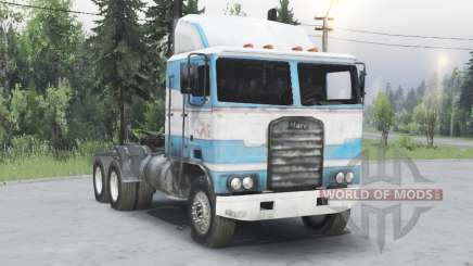 Kenworth K100 for Spin Tires