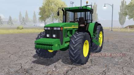 John Deere 8410 front weight for Farming Simulator 2013