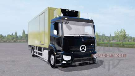 Mercedes-Benz Antos 2040 2012 v1.1 for Farming Simulator 2017