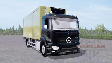 Mercedes-Benz Antos 2040 2012 v1.1 for Farming Simulator 2017