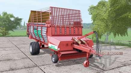 POTTINGER Boss 2 T v1.1 for Farming Simulator 2017