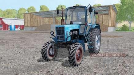 MTZ 82 Belarus animation parts for Farming Simulator 2015