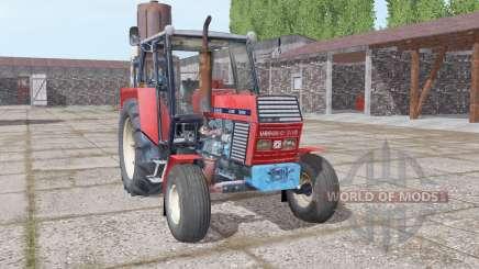 URSUS C-3110 soft red for Farming Simulator 2017