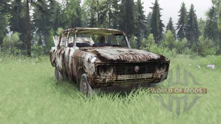 Moskvich 2140 S. T. A. L. K. E. R. for Spin Tires