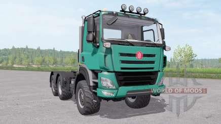 Tatra Phoenix T158-8P6R33 tractor 2014 for Farming Simulator 2017