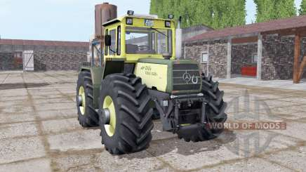 Mercedes-Benz Trac 1300 Turbo washable for Farming Simulator 2017