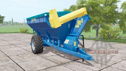 Egritech BNP-20 for Farming Simulator 2017