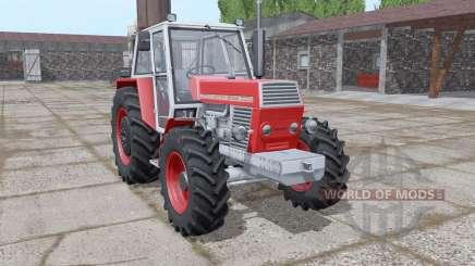 Zetor 8045 Turbo for Farming Simulator 2017