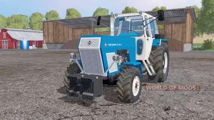 Fortschritt Zt 303-C blue for Farming Simulator 2015