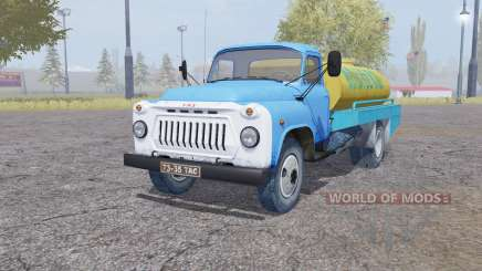 GAZ 53 Milk for Farming Simulator 2013