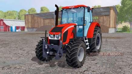 Zetor 140 Forterra HSX for Farming Simulator 2015