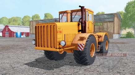 Kirovets K-700 multi-color for Farming Simulator 2015