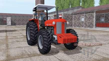 Massey Ferguson 95x bright red for Farming Simulator 2017