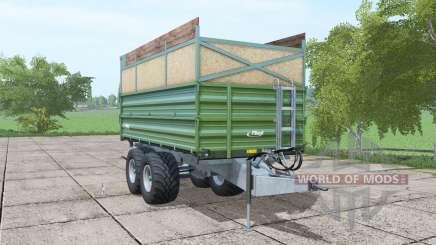 Fliegl TDK 160 dynamic hoses for Farming Simulator 2017