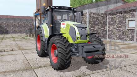 CLAAS Axion 830 front weight for Farming Simulator 2017