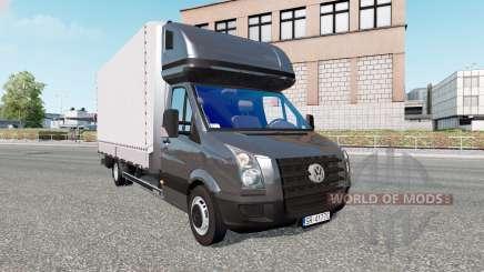 Volkswagen Crafter v2.0 for Euro Truck Simulator 2