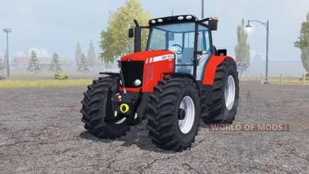Massey Ferguson 5475 for Farming Simulator 2013