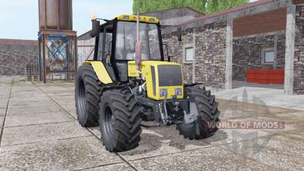 Belarus 826 multicolor for Farming Simulator 2017