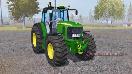 John Deere 7530 Premium 4WD for Farming Simulator 2013
