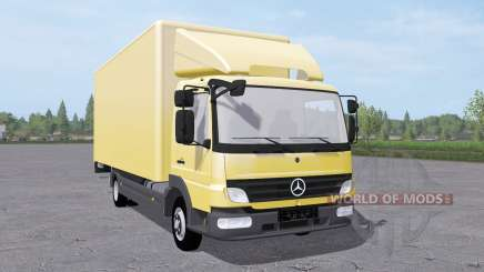 Mercedes-Benz Atego 818 2004 v1.1 for Farming Simulator 2017