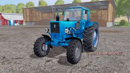 Belarus MTZ 82 blue for Farming Simulator 2015