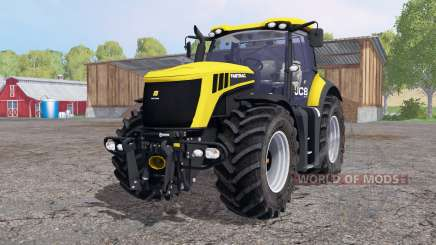 JCB Fastrac 8310 bright yellow for Farming Simulator 2015