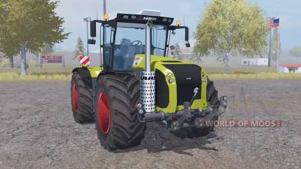 CLAAS Xerion 5000 swivel cab for Farming Simulator 2013