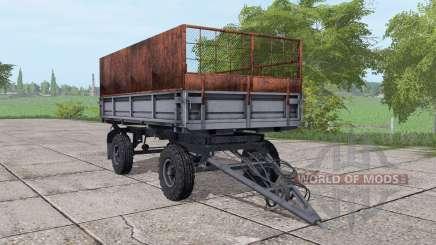 2ПТС-4 silo for Farming Simulator 2017