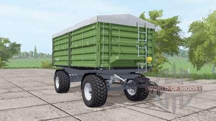 Fliegl DK 180-88 more configurations for Farming Simulator 2017