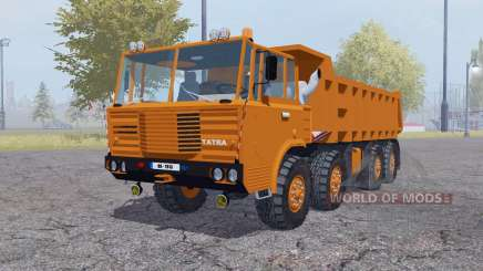 Tatra T813 S1 8x8 v1.2 for Farming Simulator 2013