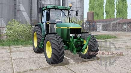 John Deere 6910 dual rear for Farming Simulator 2017