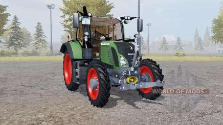 Fendt 512 Vario narrow wheels for Farming Simulator 2013